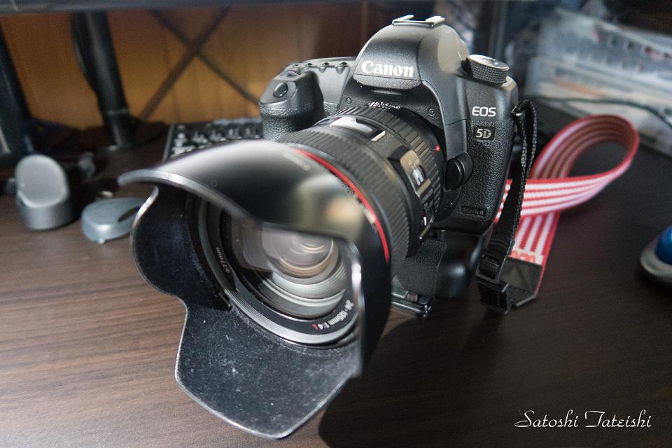 新型のカメラに思うこと(EOS5D MarkⅣが欲しいのです!)