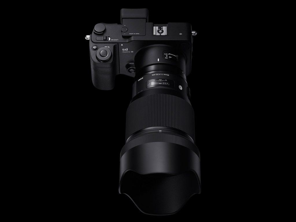 sigma 85mmf1 4artを比較 focus