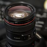 【機材レビュー】EF24-105mm F4L IS USM