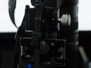 TAMRON 150-600 G2にストラップをつけてみました