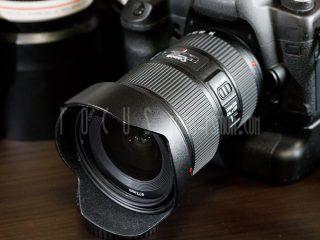 【機材レビュー】EF16-35mm F4L IS USM