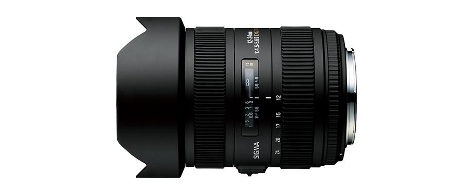 機材レビュー Sigma 12 24mm F4 5 5 6 Dg Hsm Focus