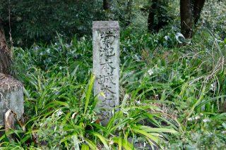 菊池城は分かりやすいが分かりにくい