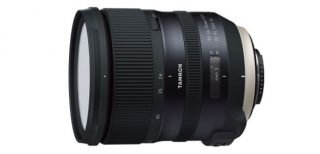 SP24-70mm F/2.8 Di VC USD G2が発表!