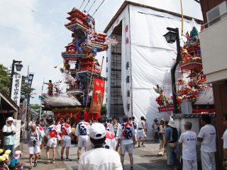 【2017】日田祇園祭に行こう!