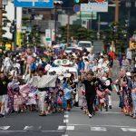 【2017】知覧ねぷた祭りにいってきました(上・祗園祭)