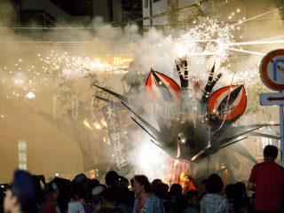 【2017】大蛇山祭りにいってきました