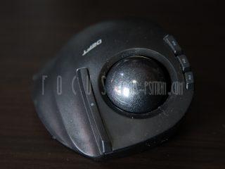 【環境】トラックボールマウス DEFT
