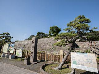戦いの城、鹿児島(鶴丸)城