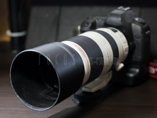 【機材レビュー】EF100-400mm F4.5-5.6L IS II USM