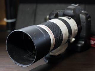 【機材レビュー】EF100-400mm F4.5-5.6L IS II USM