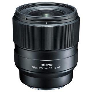 FiRIN 20mm F2 FE AFが発表されました