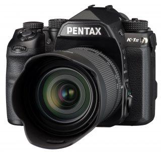 PENTAX K-1 Mark IIが発表!アップグレードサービスも